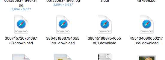 file extension download