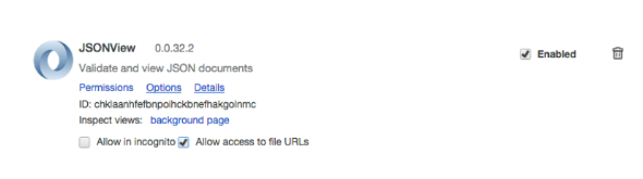 open JSON file