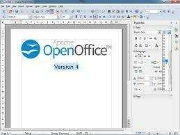 How to open odt file