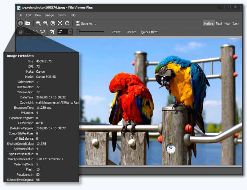 how to open png files in windows 10
