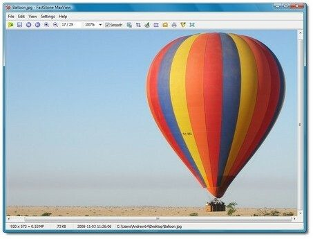 how to open png files in windows 7