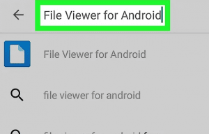 how to open tif file in phone