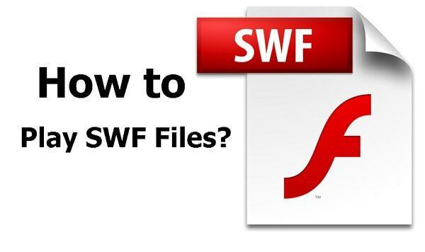 Open SWF File